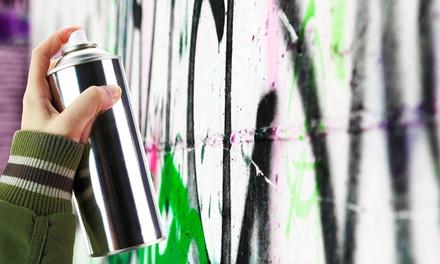 Graffiti Art Class
