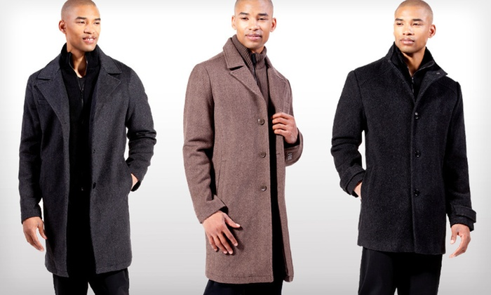 Kenneth cole men's coats