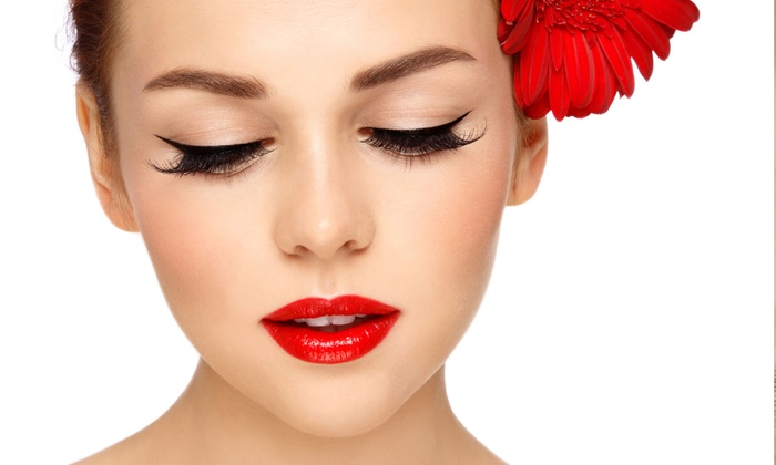 Beautify Spa & Make-Up - Orland Park: Full Set of Eyelash Extensions with One or Two Optional Fills at Beautify Spa & Make-Up (Up to 52% Off)