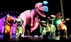 """Dinosaur Train Live - Hershey Theatre: $19 to See """"Dinosaur Train Live"""" at Hershey Theatre on Saturday, February 8, at 3 p.m. or 6:30 p.m. (Up to $32.60 Value)"""