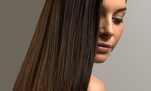 Creation's A New You Hair and Nail Gallery: One or Two Keratin Hair Treatments at Creation's A New You Hair and Nail Gallery (Up to 66% Off)