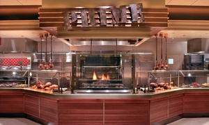 Flavors, the Buffet: All-You-Can-Eat Buffet with Drinks for Two at Flavors, the Buffet Inside Harrah's Las Vegas (Up to 37% Off)