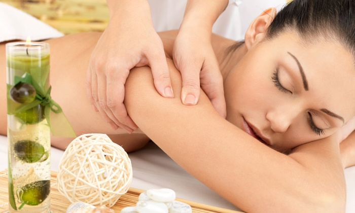 The Woodhouse Day Spa - Multiple Locations: $199 for a Spa Packagewith a Massage, Facial, Masque, and Pedicure at The Woodhouse Day Spa ($380 Value)