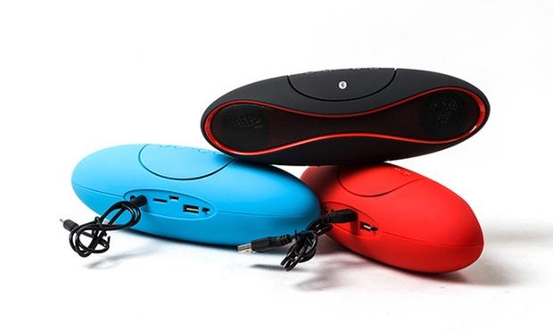 enceinte bluetooth couleur avec ou sans carte micro sd 8go. Black Bedroom Furniture Sets. Home Design Ideas
