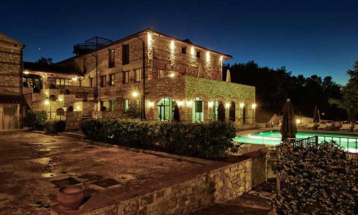 Compagnie Des Hotels Radda - MY ONE HOTEL RADDA: Chianti, Compagnie Des Hotels Radda 4* - Una o 2 notti con ingresso spa da 119 € per due persone