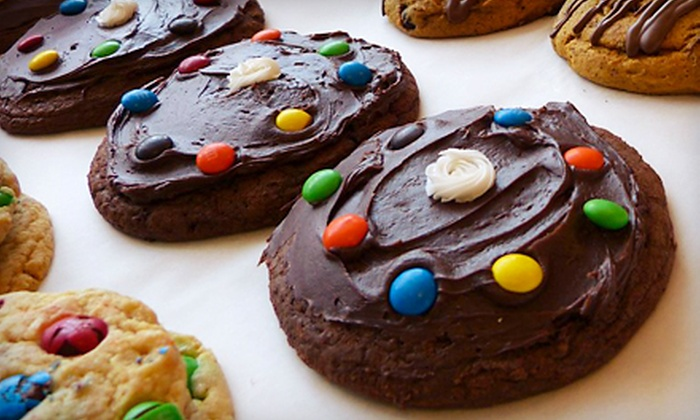 Mary's Mountain Cookies - Old Town: Two $10 Vouchers for Cookies or a Dozen Cookies at Mary's Mountain Cookies (Up to 53% Off)
