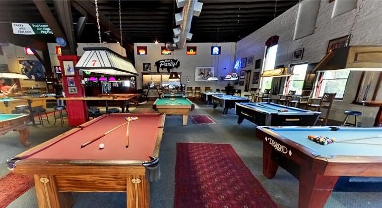 Buffalo Billiards - Petaluma: Billiards, Beer, and Wings for Two or Four at Buffalo Billiards (55% Off)