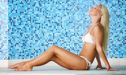 Hammam, gommage, douche et modelage ou réflexologie plantaire pour 1 ou 2 personnes dès 34,90 € chez AM Formes et Beauté