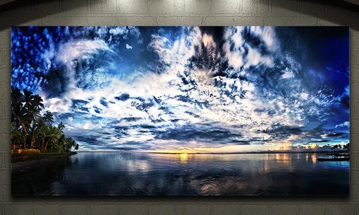 Landscape Canvas Prints   Groupon Goods
