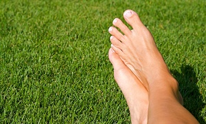 One Laser Toenail-fungus-removal Treatment For One Or Both Feet At Natural Beauty Laser (up To 80% Off)