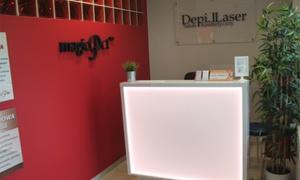 Salon Kosmetyczny Depillaser: Laserowe zamknięcie 1 naczynka już po 1 wizycie za 34,99 zł i więcej opcji w Salonie Kosmetycznym Depillaser
