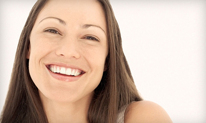 Richard D. Morgan D.D.S Cosmetic & Family - Lubbock: Two, Four, Six, or Eight Veneers with X-rays and an Exam from Richard D. Morgan D.D.S Cosmetic & Family (Up to 65% Off)
