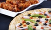 Donny's Pizzeria - OOB - Arlington Heights: $14 for Extra-Large Pizza with Appetizer, Salad, and Soda at Donny's Pizzeria in Arlington Heights ($34.21 Value)