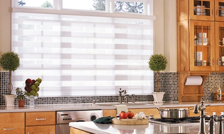 Faux-Wood, Cellular, Roller, or Sheer Blinds from Blinds by DB (Up to 55% Off)