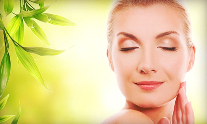 Faces By 'Tee' - Great Uptown: One or Three Deluxe Facials or One Anti-Aging Hydration Facial at Faces by 'Tee' (Up to 60% Off)