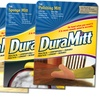 4-Pack of Assorted Duramitt Household Cleaning Mitts