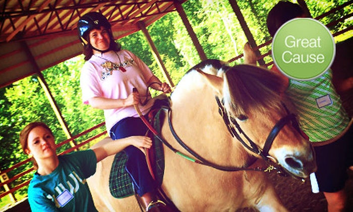 NorthWest Therapeutic Riding Center: Donation to Help Purchase Therapeutic Riding Equipment