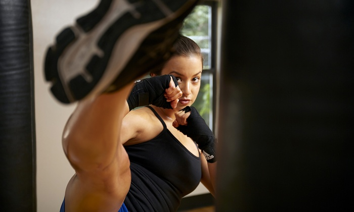 True Strength MMA - Minton House: 10 or 20 Boxing or Kickboxing Classes at True Strength MMA (Up to 61% Off)
