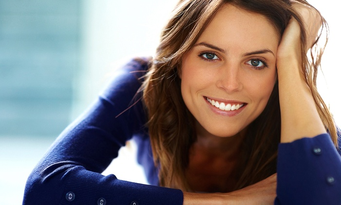 OC Healthy Smiles - Multiple Locations: Dental Exam with Credit Toward a Sleep Apnea Device and an Optional Whitening Kit at OC Healthy Smiles (Up to 90% Off)