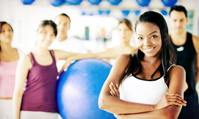 Tetra Fitness - Old West Austin: One Month of Unlimited Group Classes or 10 Group Classes at Tetra Fitness (Up to 61% Off)