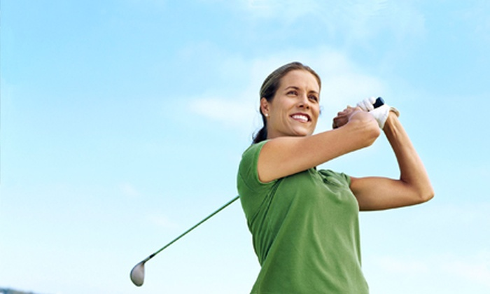 Aahh! Golf Lessons! - Multiple Locations: Two or Three Private Golf Lessons from Aahh! Golf Lessons! (Half Off)