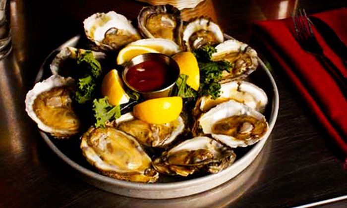 Tony's Oyster Bar & Restaurant - Cary: Seafood at Tony's Oyster Bar & Restaurant (Half Off). Two Options Available.