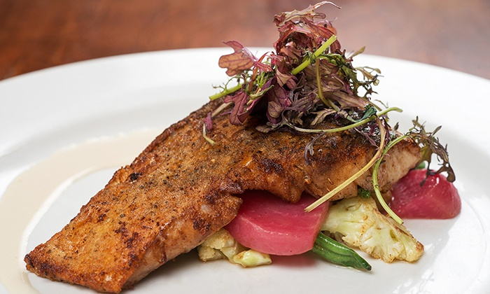 Browntrout - Lincoln Square: Upscale American Dinner for Two at Browntrout (Up to 34% Off)