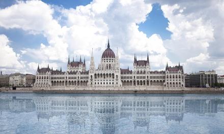 ✈Budapest: 2 noches para 1 en habitación doble y vuelo de I/V desde Madrid o Barcelona