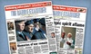 """""""Barrie Examiner"""" – 52% Off Subscription"""