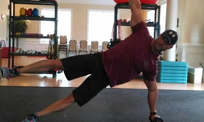 Vida Fitness - Fernandina Beach: Six Personal Training Sessions at VIDA Fitness (74% Off)