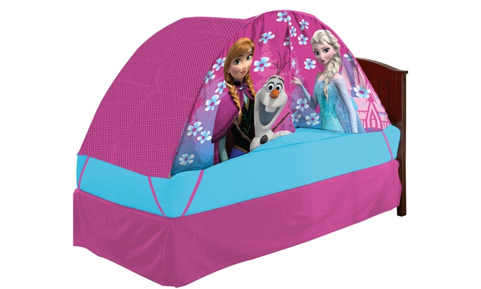 Disney Frozen Bed Tent with Pushlight | Groupon