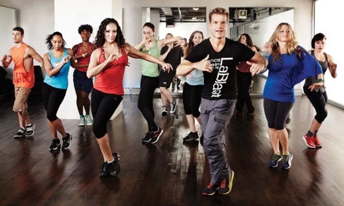 LaBlast Fitness - Dance With Me: $39 for Five Dance Fitness Classes from LaBlast Fitness ($95 Value)