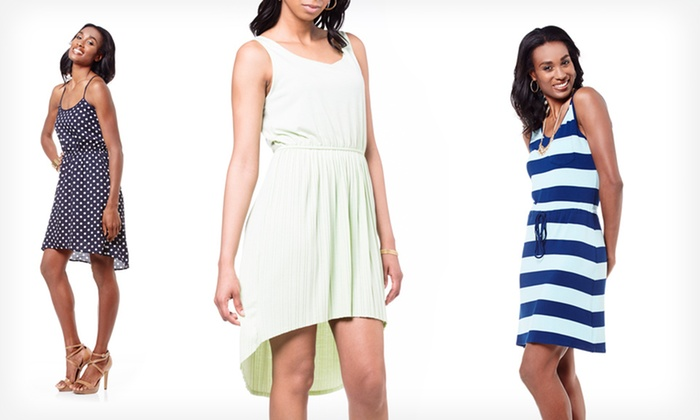 Olive & Oak Dresses: $22.99 for an Olive & Oak Dress ($68 List Price). 3 Styles Available. Free Shipping and Returns.