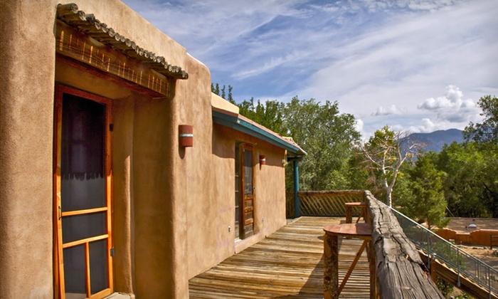San Geronimo Lodge - Taos, NM: 1- or 2-Night Stay at San Geronimo Lodge in Taos, NM