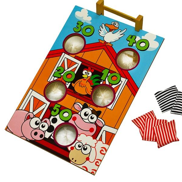 Fantastic Bean Bag Toss Game For Kids Evergreenethics Interior Chair Design Evergreenethicsorg