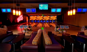 Playtime Bowl: CC$30 for Two Hours of Bowling with Shoe Rental for Up to Six at Playtime Bowl (CC$83.92 Value)