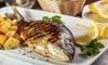 Parkrestaurant Feucht - Parkrestaurant Feucht: Griechisches 3-Gänge-Menü inklusive Ouzo Plomari für Zwei, Vier oder Sechs im Parkrestaurant Feucht (bis zu 53% sparen*)
