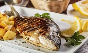 Parkrestaurant Feucht: Griechisches 3-Gänge-Menü inklusive Ouzo Plomari für Zwei, Vier oder Sechs im Parkrestaurant Feucht (bis zu 53% sparen*)