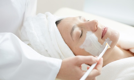 $29 for One Mini-Facial and One Bottle of Massage Oil ($60 Value)