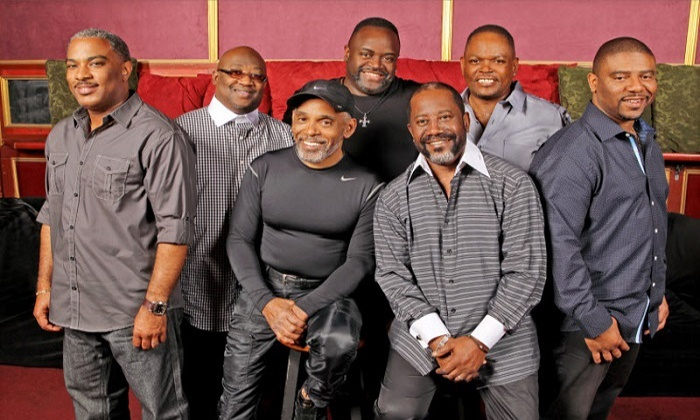 New Year's Spectacular with Maze Featuring Frankie Beverly Las Vegas - ORLEANS ARENA: New Year's Spectacular with Maze Featuring Frankie Beverly on January 2 at 8 p.m.