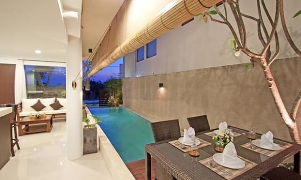 Bali: 4* Villa near the Beach 3