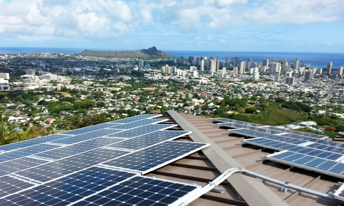 STI Solar - Honolulu: 10-Point Inspection for up to 25 Solar Panels with Option for Cleaning from STI Solar (Up to 67% Off)