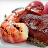 Half Off Gourmet Meats and Seafood in Aurora