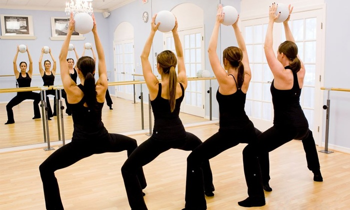 Xtend Barre Provo - Riverwoods: 5 or 10 Barre Fitness Classes at Xtend Barre Provo (Up to 71% Off)