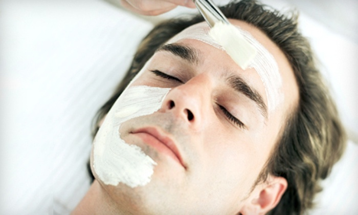 Skin Wellness - Canyon Heights - Vallejo Mills: One or Two Men's Sports Fitness Facials at Skin Wellness (Up to 60% Off)