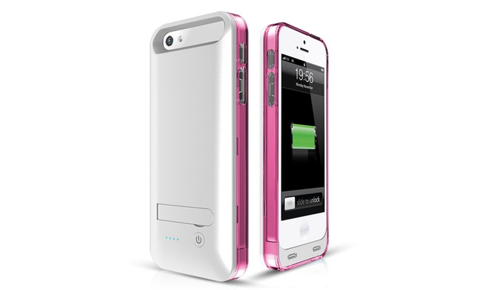 Mota Extended Battery Case For IPhone 5 5s 6 And Plus