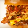 Up to 47% Off Burger Meal for Two at Rounds Premium Burgers