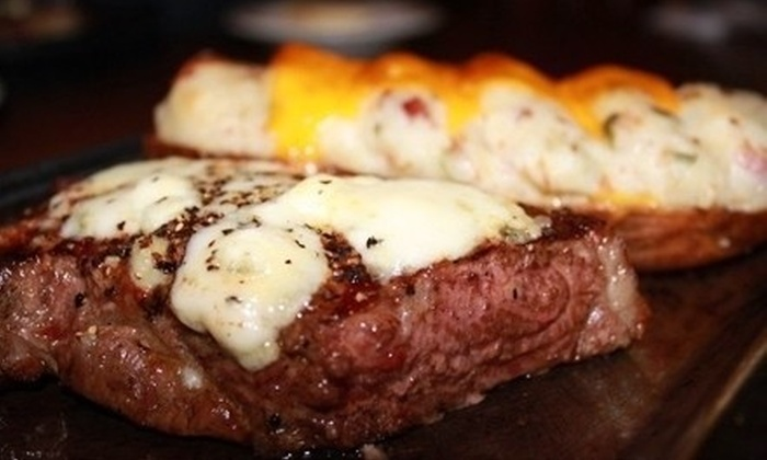 Hereford House - Multiple Locations: $20 for $40 Worth of Steak-House Dinner Fare at Hereford House (Half Off)