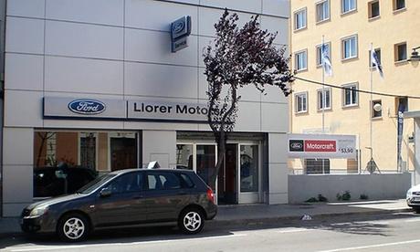 Cambio de aceite y de filtro con revisión pre-ITV en Llorer Motors (hasta 74% de descuento)