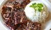 Gogi Gui Korean Grill - Tulsa: Fusion Korean Meal for Two or Four with Boba Tea and Banchan at Gogi Gui Korean Grill (Up to 33% Off)